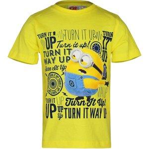 Despicable Me Verschrikkelijke ikke Minion Kinder T-shirt Geel