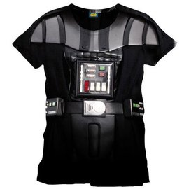 Star Wars Darth Vader Costume T-shirt