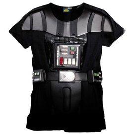 Star Wars Darth Vader Costume T-shirt