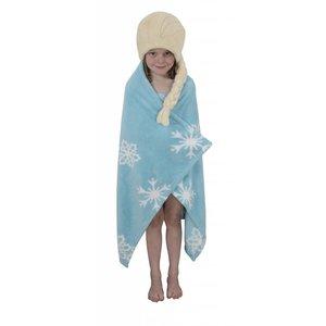 Frozen Elsa Fleece Knuffeldeken
