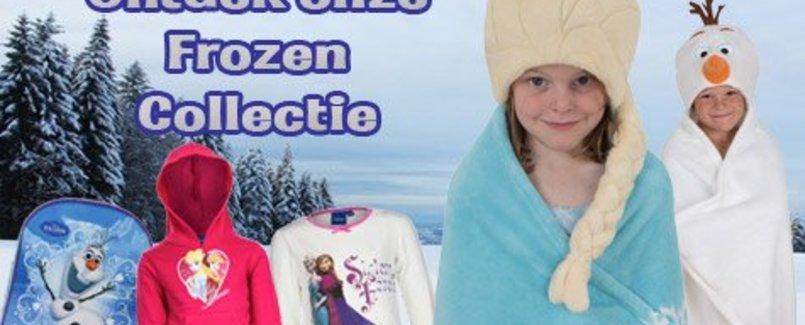Ontdek onze Frozen collectie