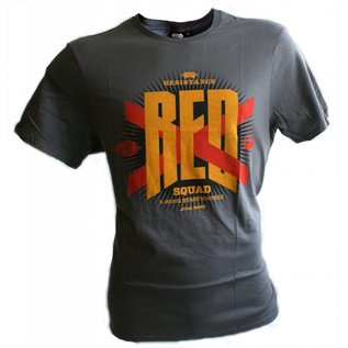 Star Wars Episode 7 T-shirt X-wing RED Squad (Grijs)