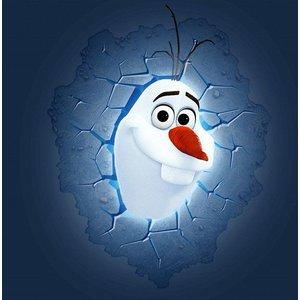 Frozen Olaf 3D Led sfeerlamp