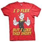 Popeye T-shirt I like this T-shirt (rood)