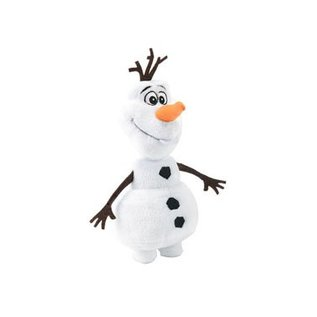 Frozen Supergrote Olaf Knuffel (50cm)