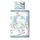 Frozen Dekbedovertrek Olaf 140 x 200