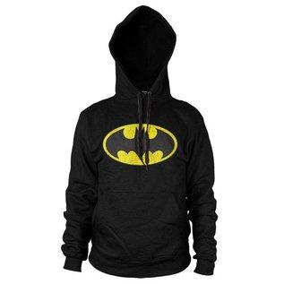 Batman Logo zwarte trui met kap