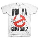 Ghostbusters Who ya gonna call? T-Shirt