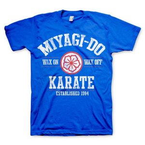 Karate Kid Miyagi-Do Karate 1984 T-Shirt