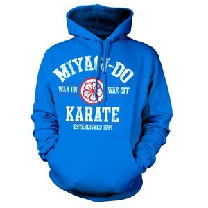 Karate Kid Miyagi-Do Karate 1984 Hooded Sweater