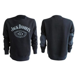 Jack Daniel's Old No. 7 Zwarte Sweater