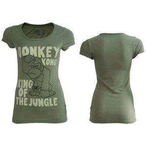 Nintendo Donkey Kong Girly T-Shirt