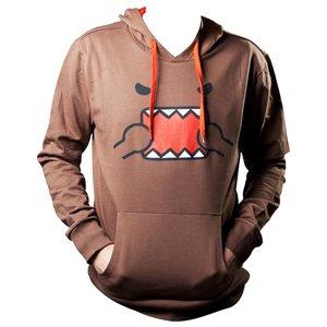 Domo-Kun Hooded Sweater