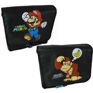 Nintendo Donkey Kong/Mario Reversible Flap Messenger Bag