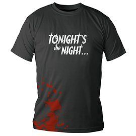 Dexter Tonight's The Night T-Shirt