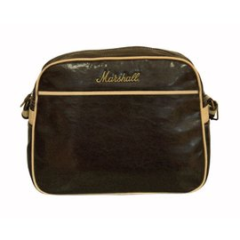 Marshall Logo Retro Shoulder Bag