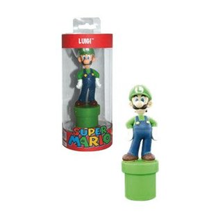 Nintendo Luigi Paperweight