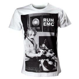 Albert Einstein Run EMC T-Shirt