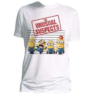 Despicable Me The Unusual Suspects T-Shirt