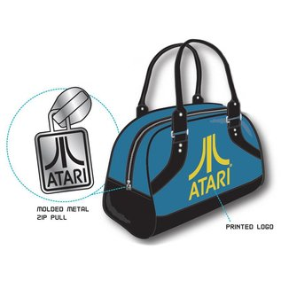 Atari Retro tas met Logo