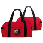 The Simpsons Duff Beer Travel Bag