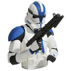 Star Wars Clone Commander Appo Bust Bank