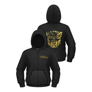 Transformers Autobot Shield Hooded Sweater met Rits