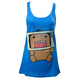 Domo-Kun Girly Tank Top