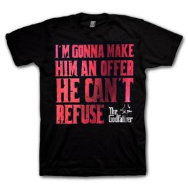 The Godfather I'm gonna make him an offer... T-Shirt
