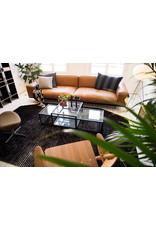 Spectrum design Tangled salontafel Medium (zwart) voor Spectrum