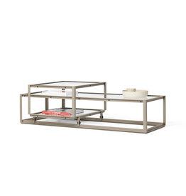 Spectrum design Tangled salontafel - medium (taupe)