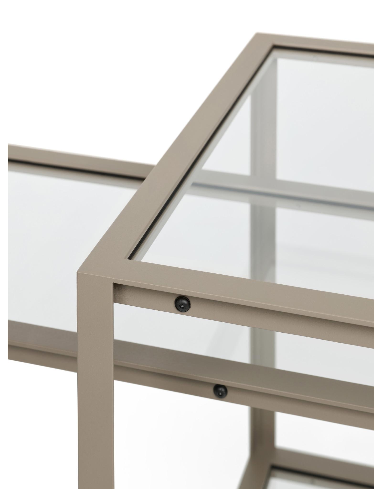 Spectrum design Tangled dressoir (taupe) voor Spectrum