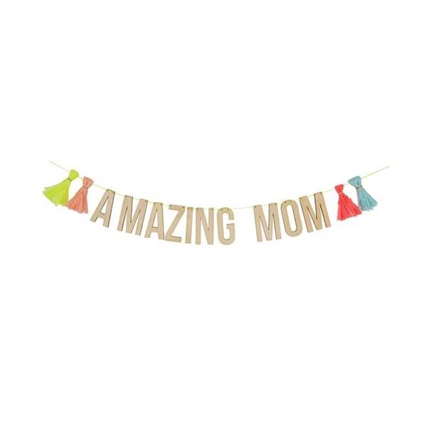 amazing mum garland-1