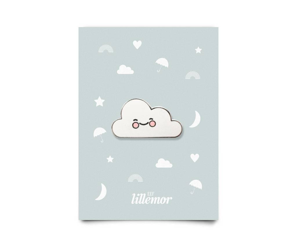animal pin - cute cloud-1