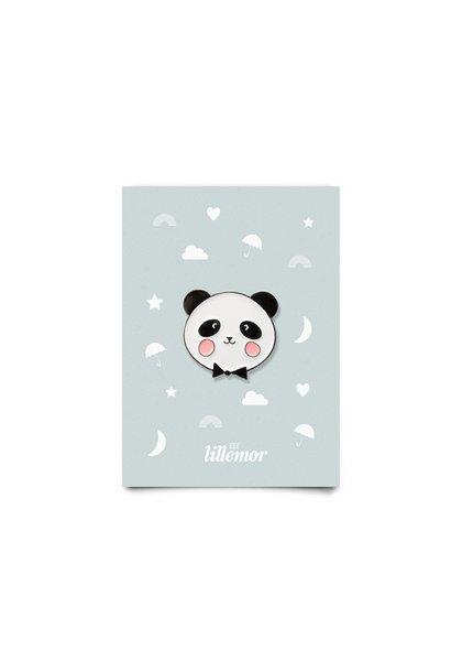 animal pin - adorable panda