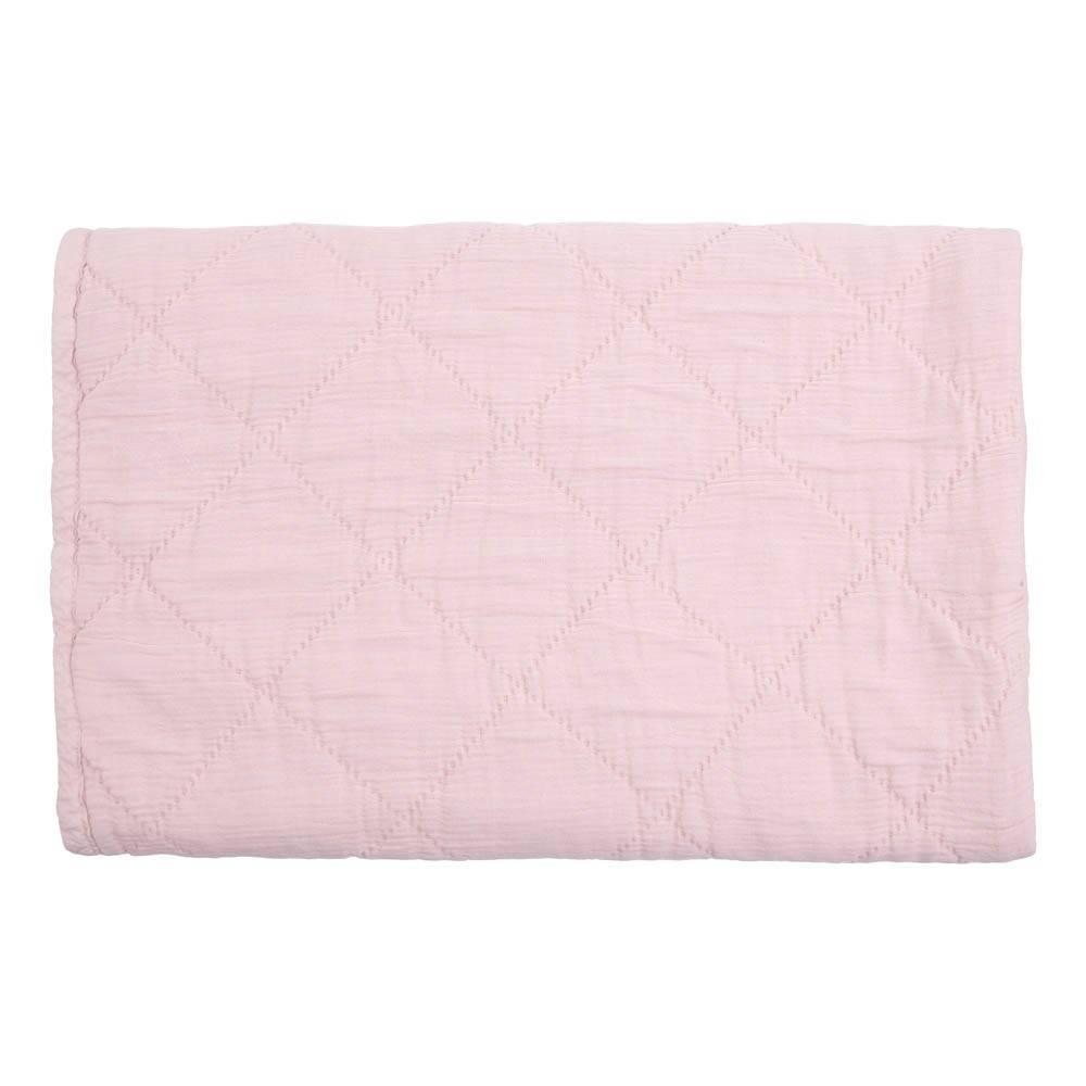 quilt alma - light pink 80x100-1