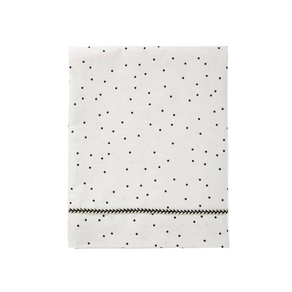 wieglaken baby - adorable dots-1