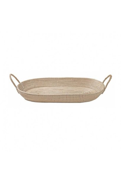 reva oval changing basket
