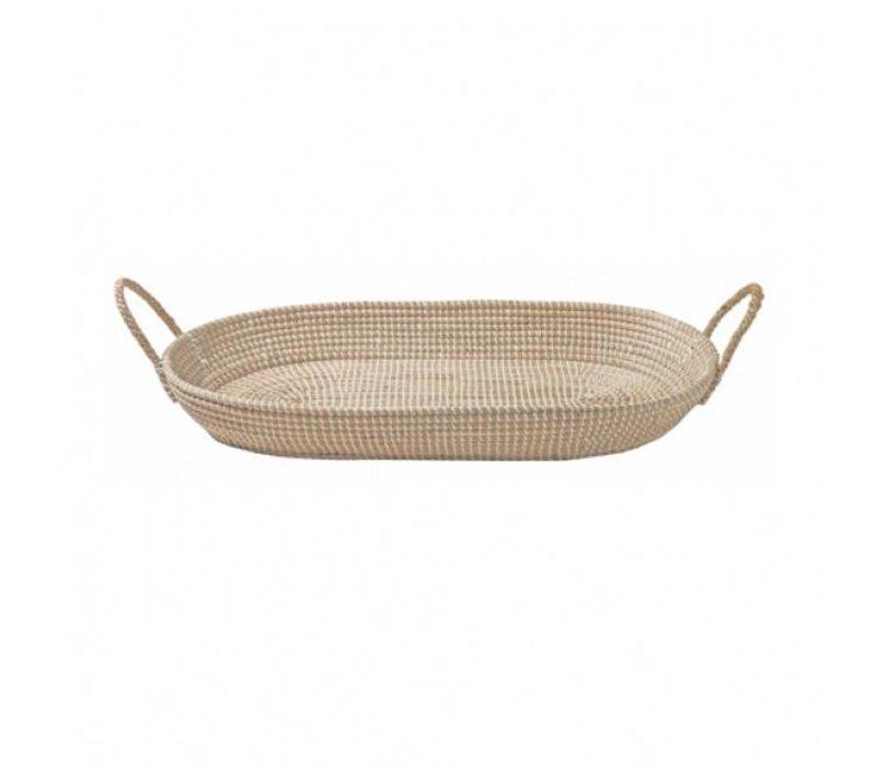 reva oval changing basket