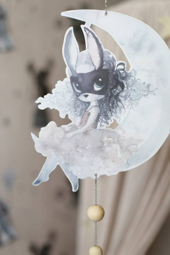 paper mobile miss alice-2