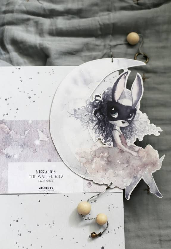 paper mobile miss alice-3
