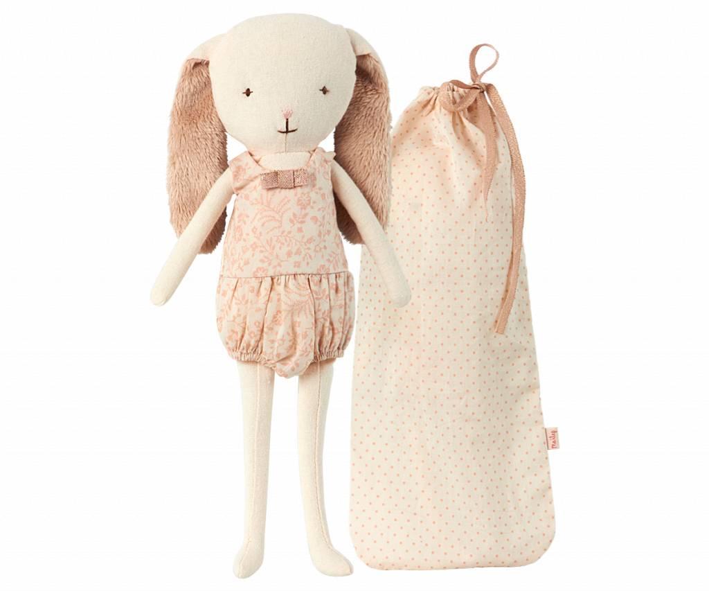 bunny bell in bag - rose-1