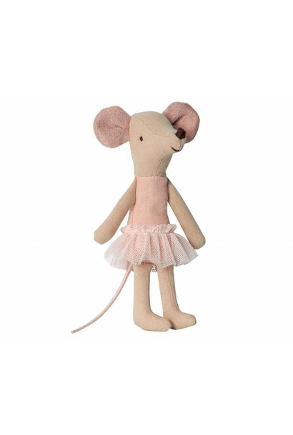 ballerina mouse little  sister