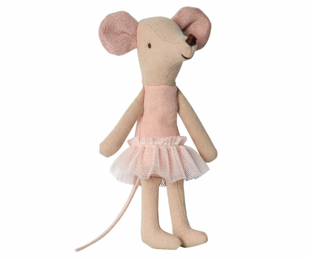 ballerina mouse little sister-1