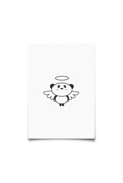 Panda angel