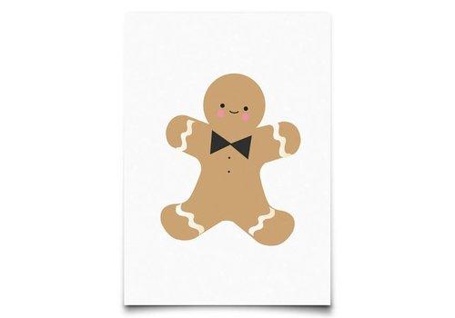 Eef Lillemor Gingerbread man
