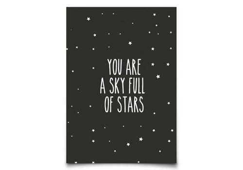 Eef Lillemor You are a sky full of stars
