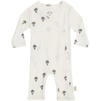 new born onesie - parachute