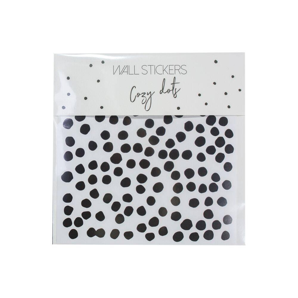 muurstickers cozy dots-1