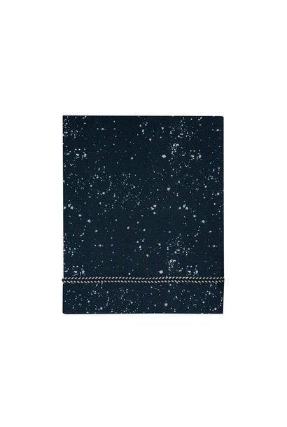 wieglaken - cradle galaxy parisian night 80x100